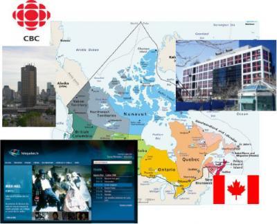 Experiencia de TV servicio público en otros países: Canadá